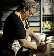 Joelle Herbke Artise céramiste